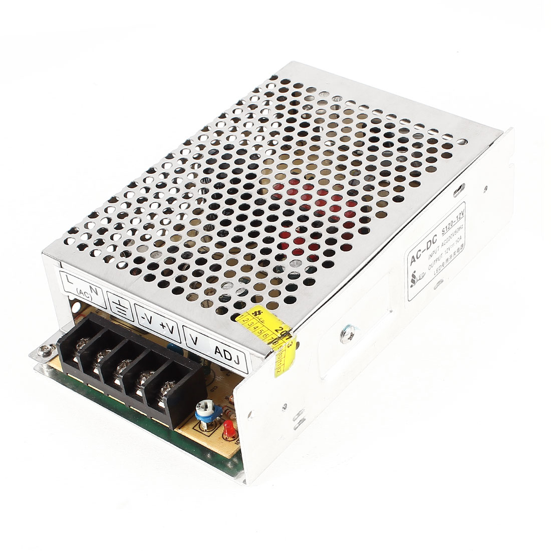 DC 12V 10A 120W Power Supply Driver Adapter for LED Strip Light