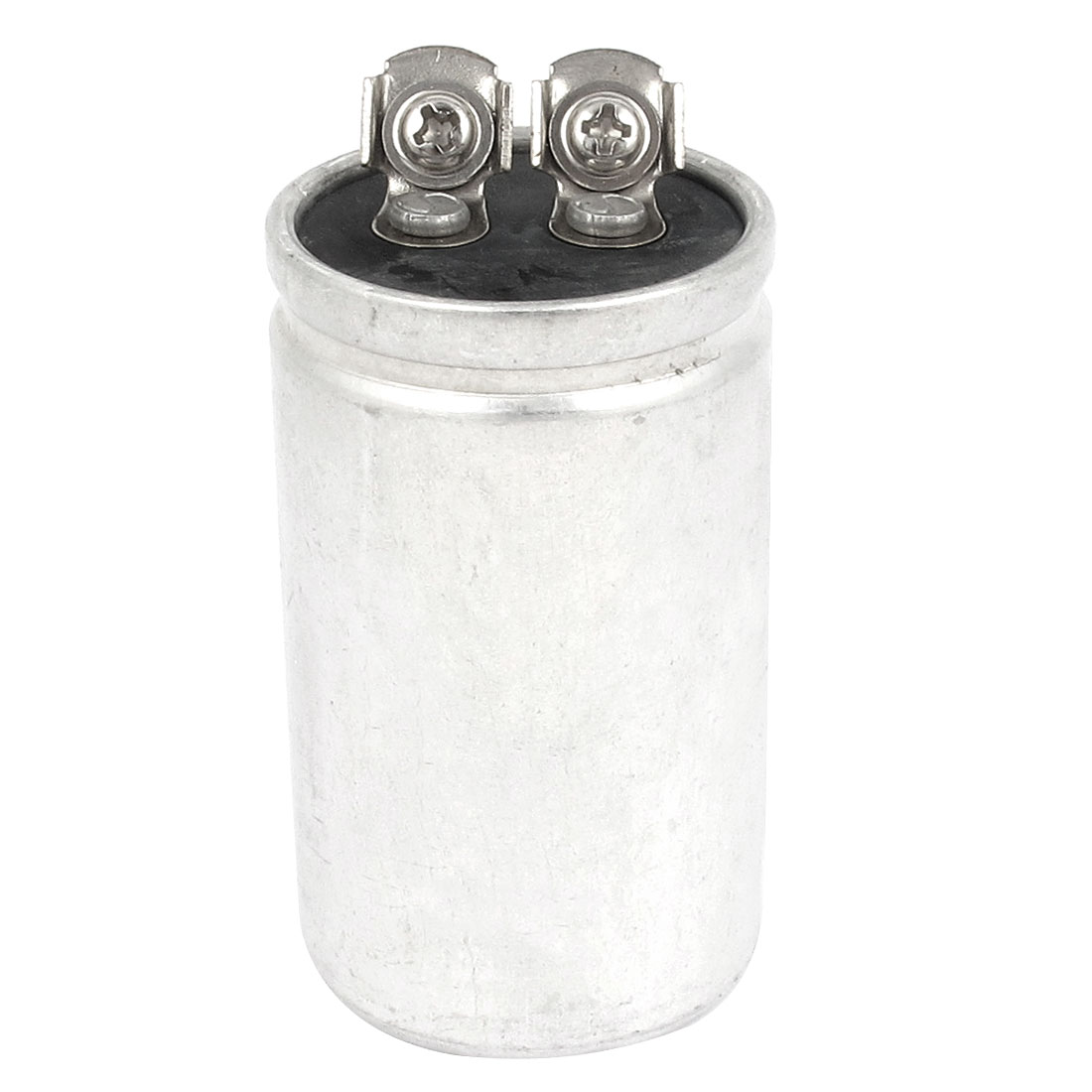 "ABS Series 100UF AC 125V 50/60Hz Motor Start Capacitor 2 Terminals 1.4"" Dia"