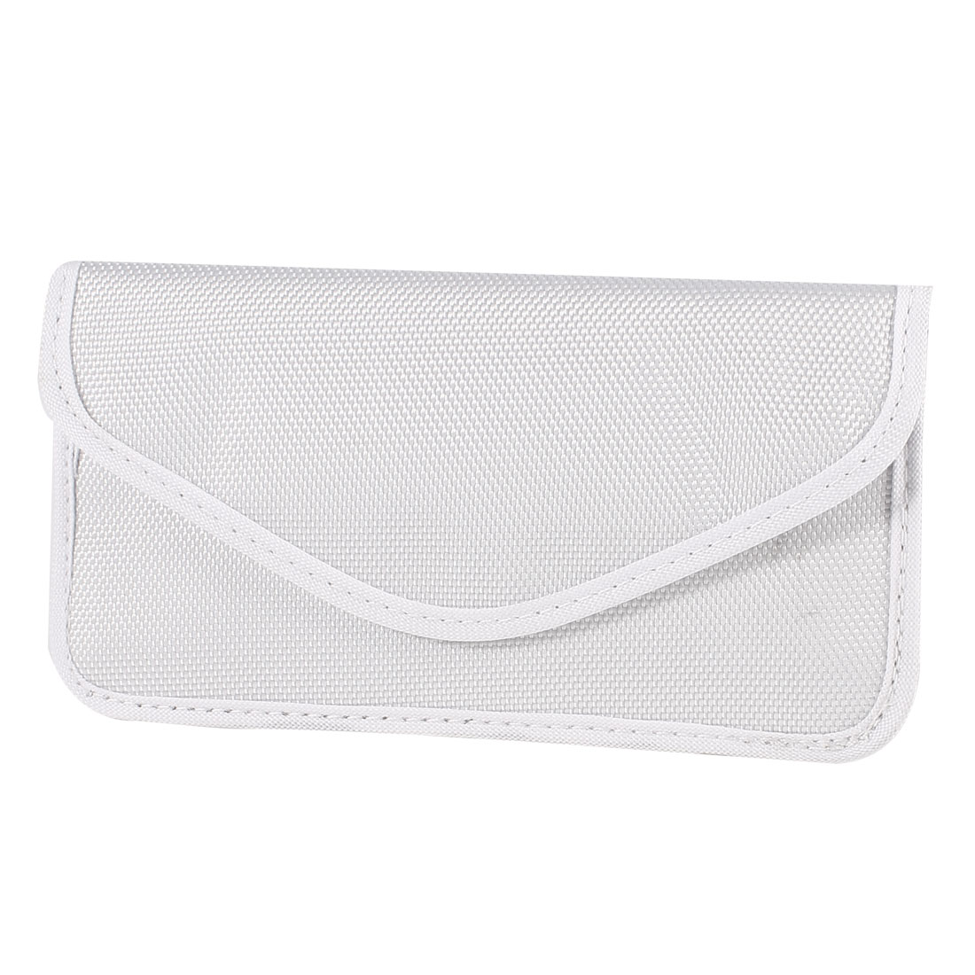 White Cell Phone Anti-static Pouch Case Bag Holder