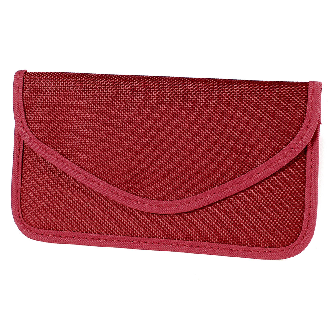 Red Cell Phone Anti-Tracking GPS RFID Signal Blocker Jammer Pouch Case Bag