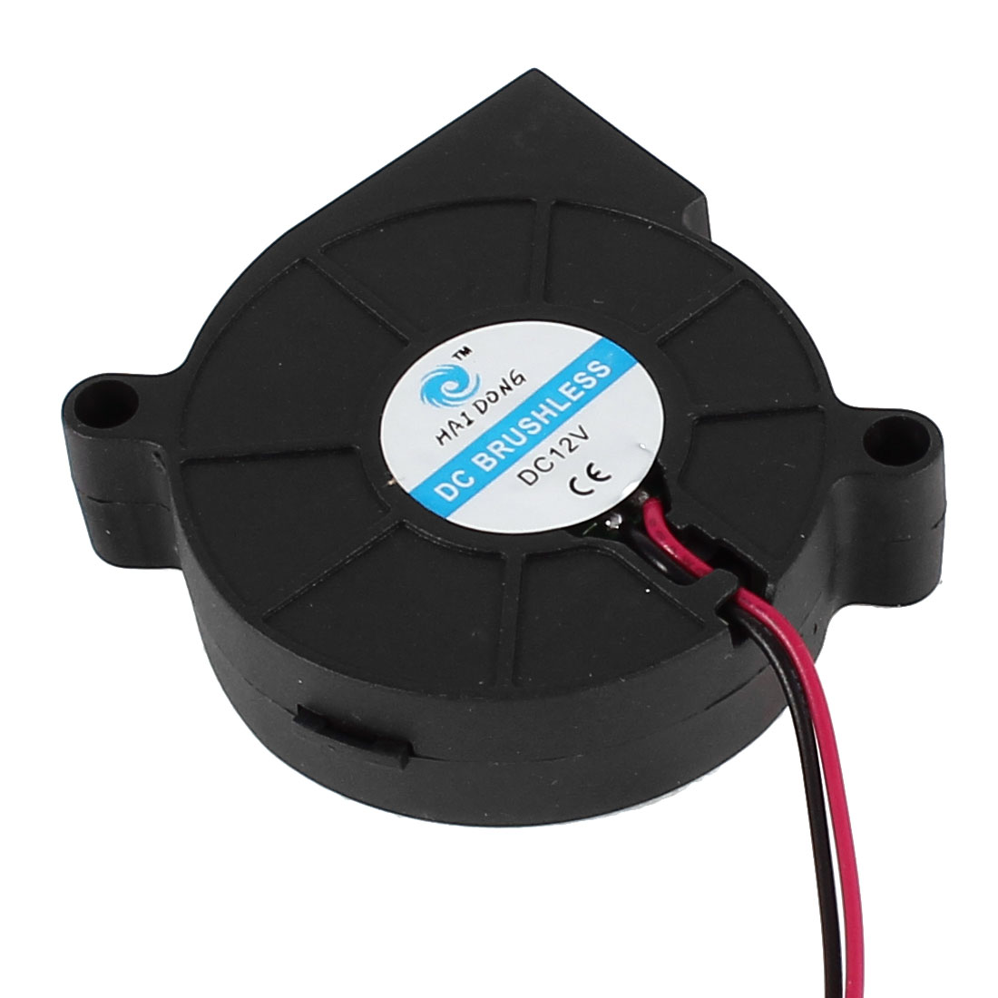 50mm x 10mm DC 12V 2Pole 3000RPM Brushless Blower Cooling Fan