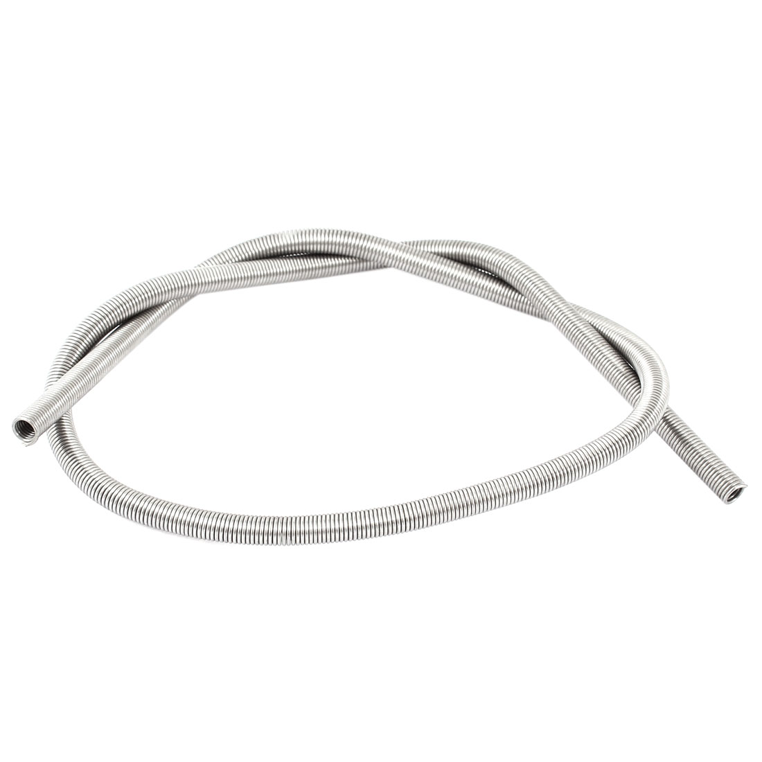 "Silver Tone Metal 1200W 16.1"" Long Heating Element Coil"
