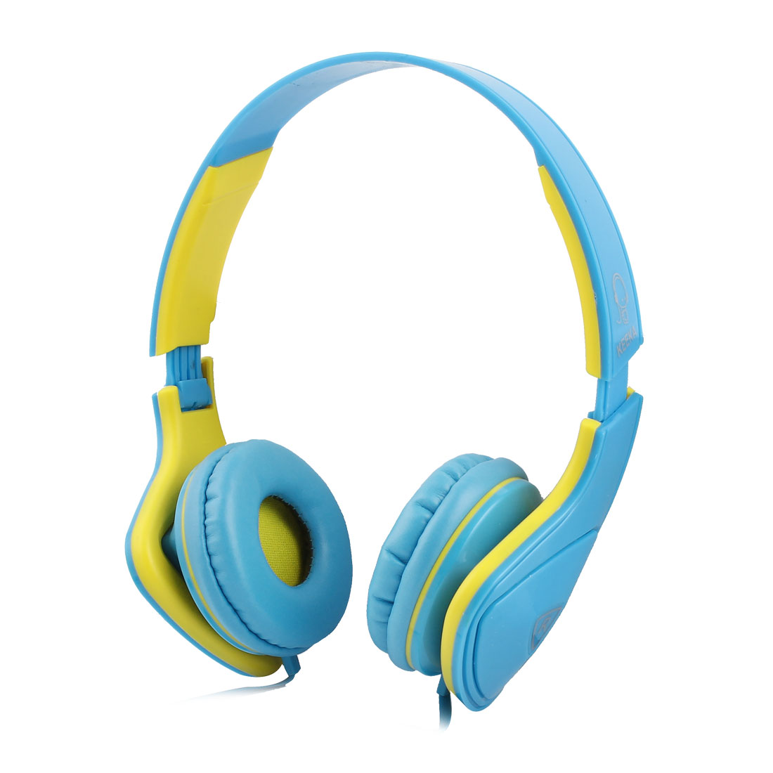 Authorized KEEKA Adjustable Headband 3.5mm Plug Stereo Mic Headphone Headset for PC Laptop