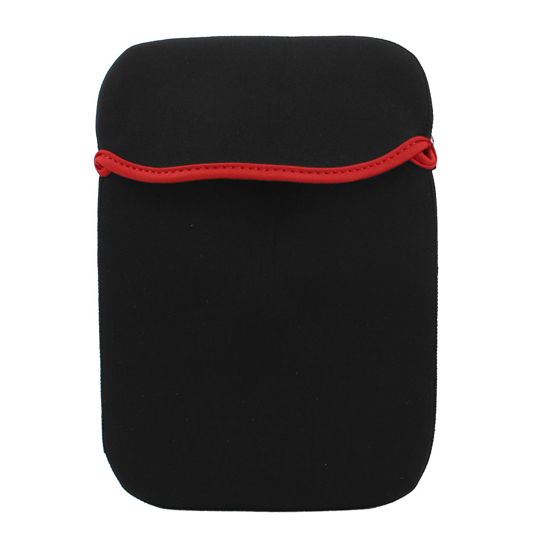 "Black Red Carrying Sleeve Neoprene Cover Bag Case for 8.9"" Laptop"