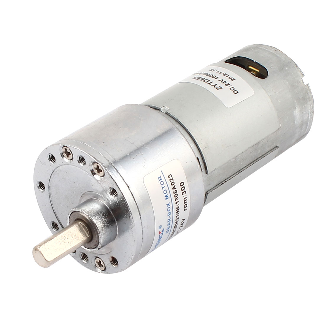 DC 24V 10000RPM Speed High Torque DC Gear Box Motor Replacement