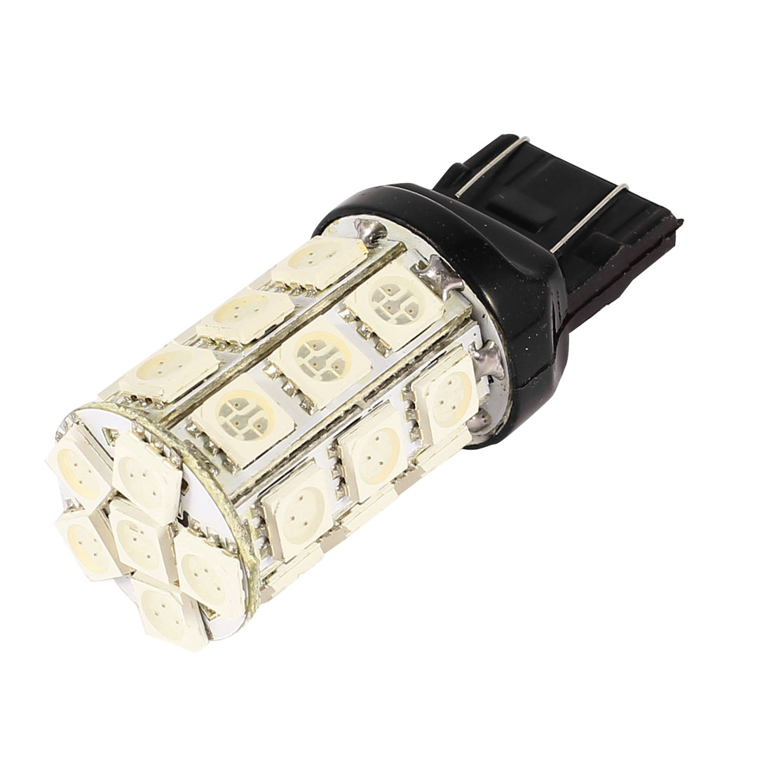 7440 992A T20 Red 27 SMD LED Bulbs DC 12V for Car Parking light