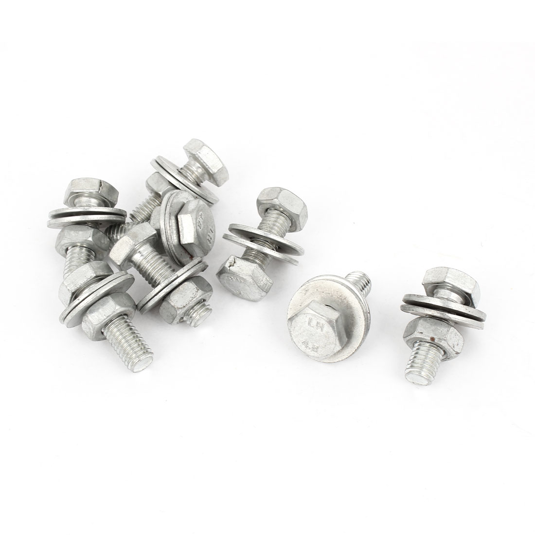 8 Pcs M8 x 26mm Stainless Steel Expansion Screws 30mm Long for Air conditioning