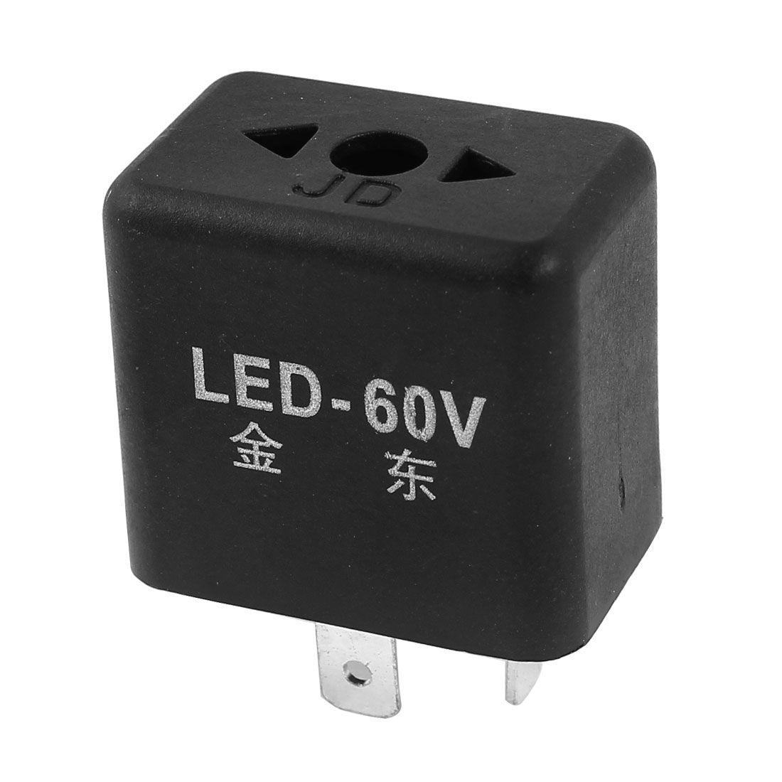 Car Vehicle LED Turn Blinker Light Flasher Relay DC 60V 3A