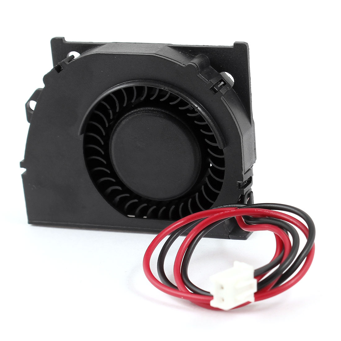 DC 12V 0.1A 4010S Turbine Brushless DC Cooling Blower Fan 50mm x 40mm x 10mm Black