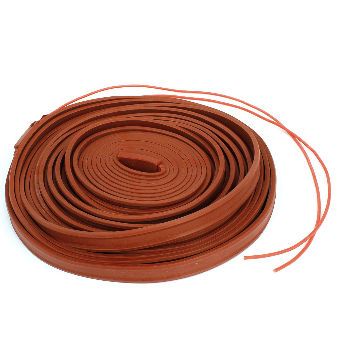 15mm Wide 10M 32.8Ft Length Waterproof Silicone Band Heater Strip 110V
