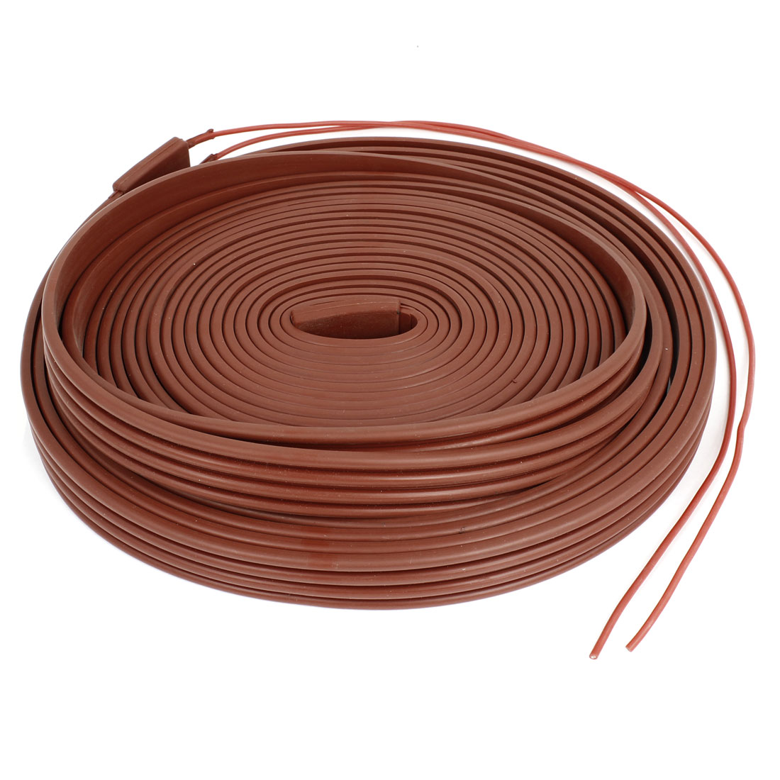 25mm Wide 10M 32.8Ft Long Waterproof Silicone Band Heater Strip 380V Volt
