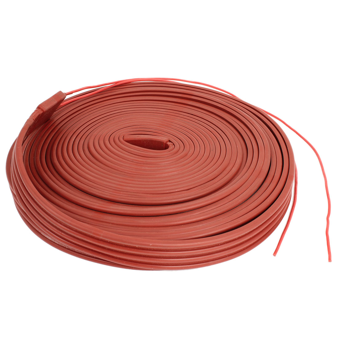 30mm Width 10M 32.8Ft Length Waterproof Silicone Band Heater Strip 48V Volt