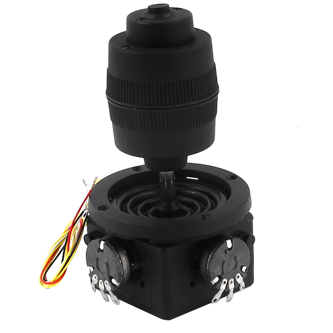 Single Linear 10K Ohm Synthetic Carbon Pushbutton Switch Joystick Potentiometer