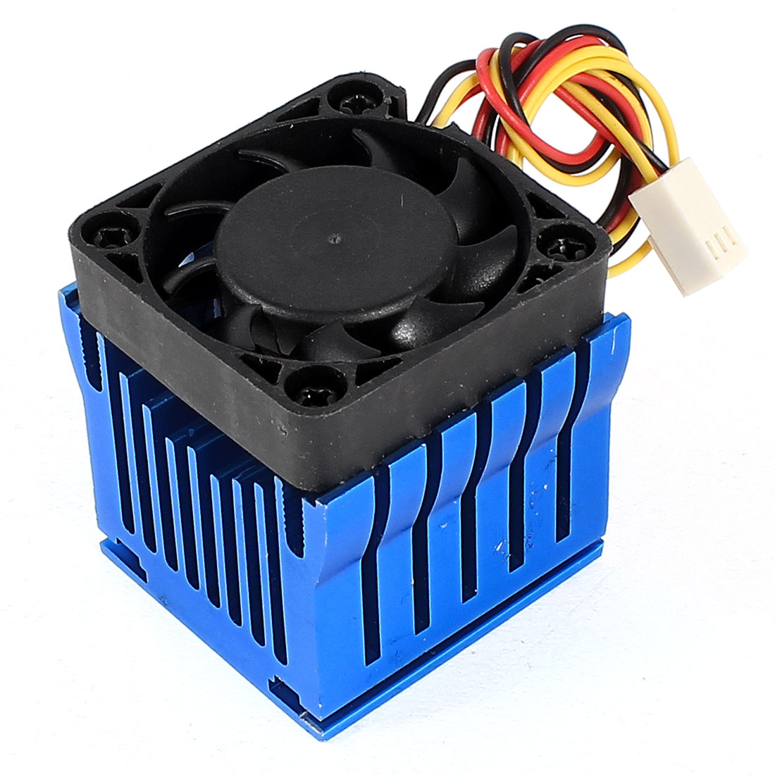 40mmx40mm 3 Pin Cooler Cooling Fan Heatsink for Computer Motherboard Chipset