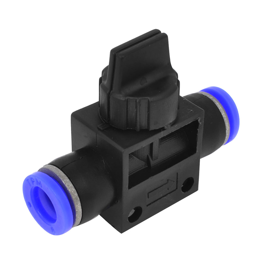 Air Pneumatic Speed Control 8mm to 8mm Push In Quick Fitting