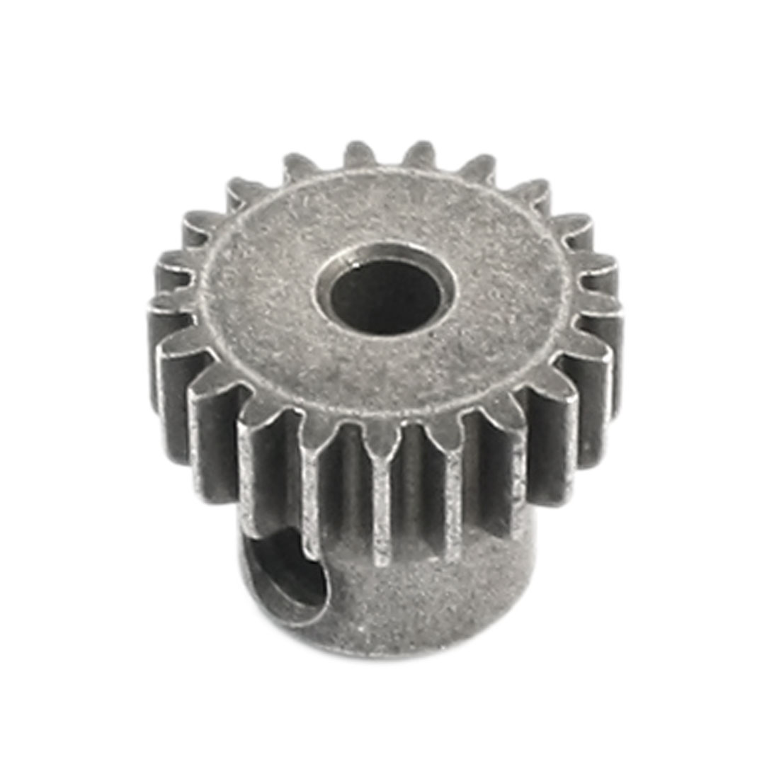 Gray Steel 11181 21T Motor Gear 11mmx14mm for 94111/94123 RC 1/10 Car