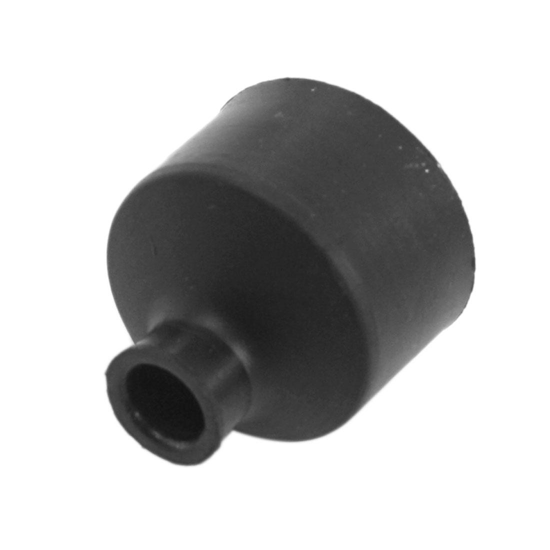 02028 Black Rubber Air Filter w Beige Sponge for RC 1/10 Model Cars