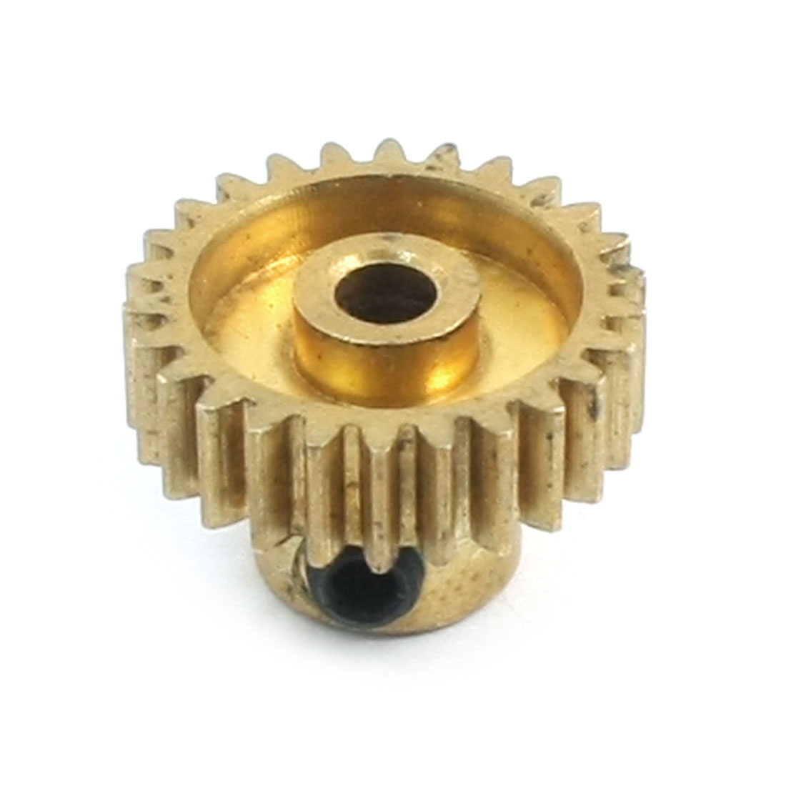 03005 26T Gold Tone Metal Motor Gear for 94123 RC 1/10 Model Car