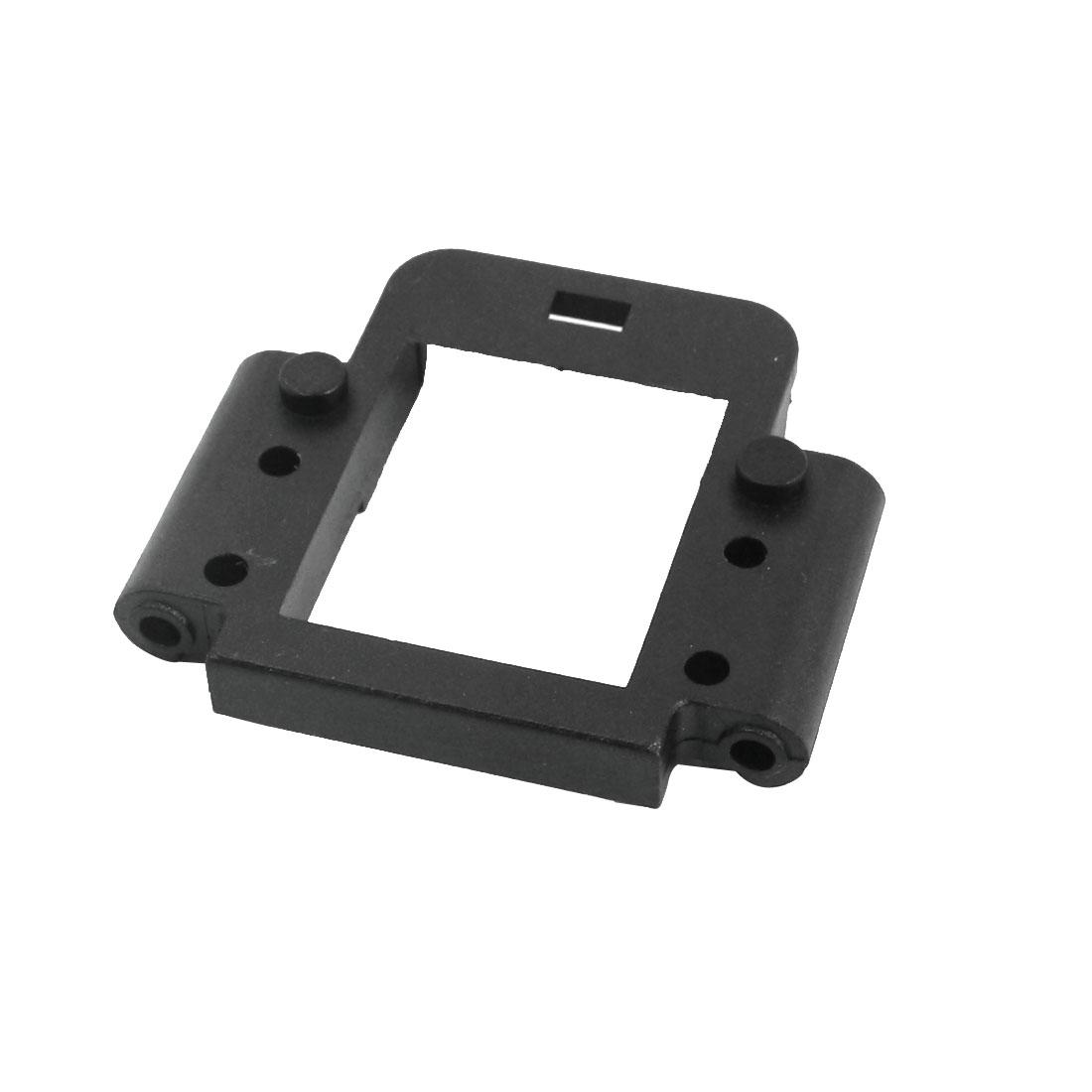 Black Plastic 02022 Front Suspension Arm Holder for 94170 RC 1/10 Model Car
