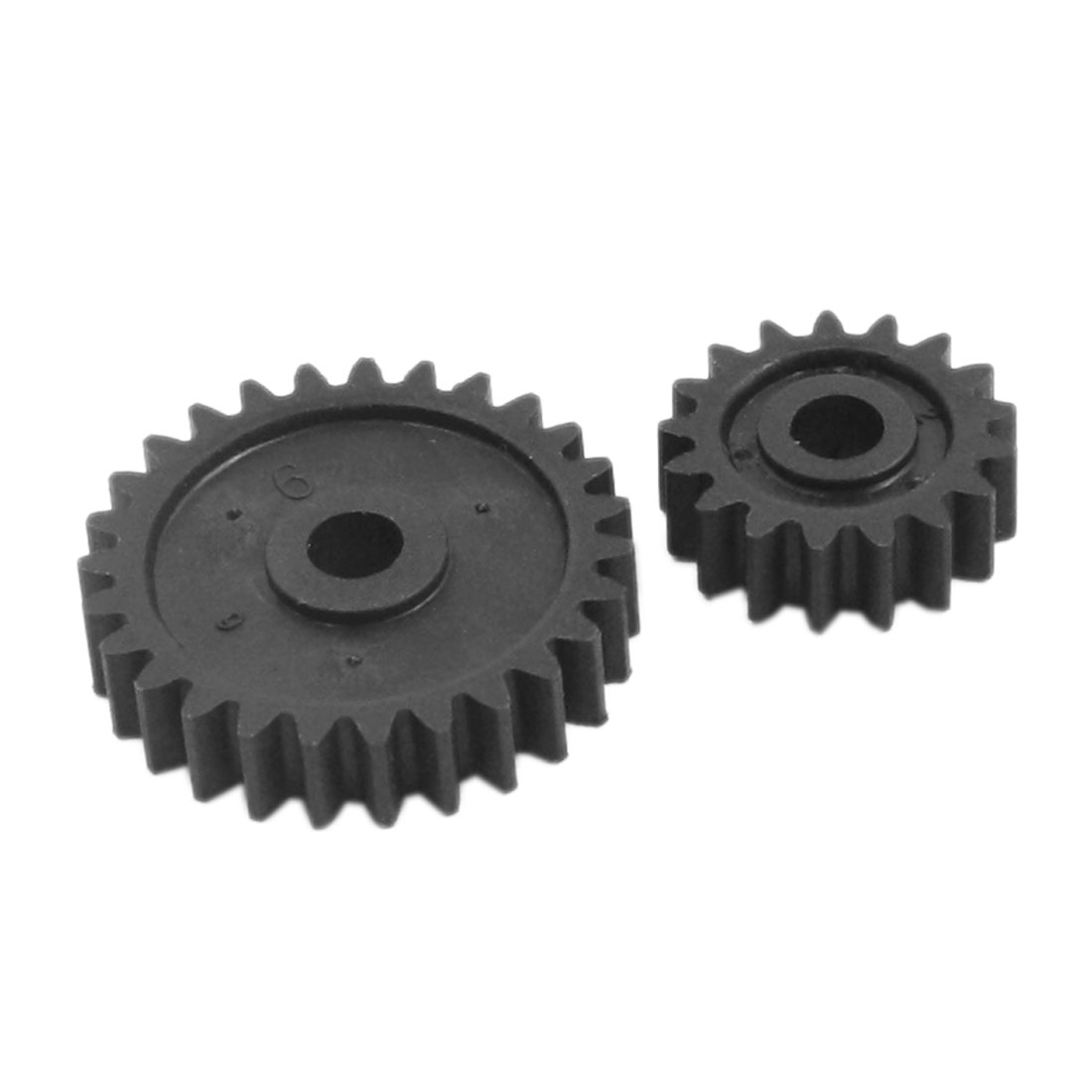 2pcs 08067 Plastic Diff. Gears 4(17T) 5(27T) for 94188 RC 1/10 Car