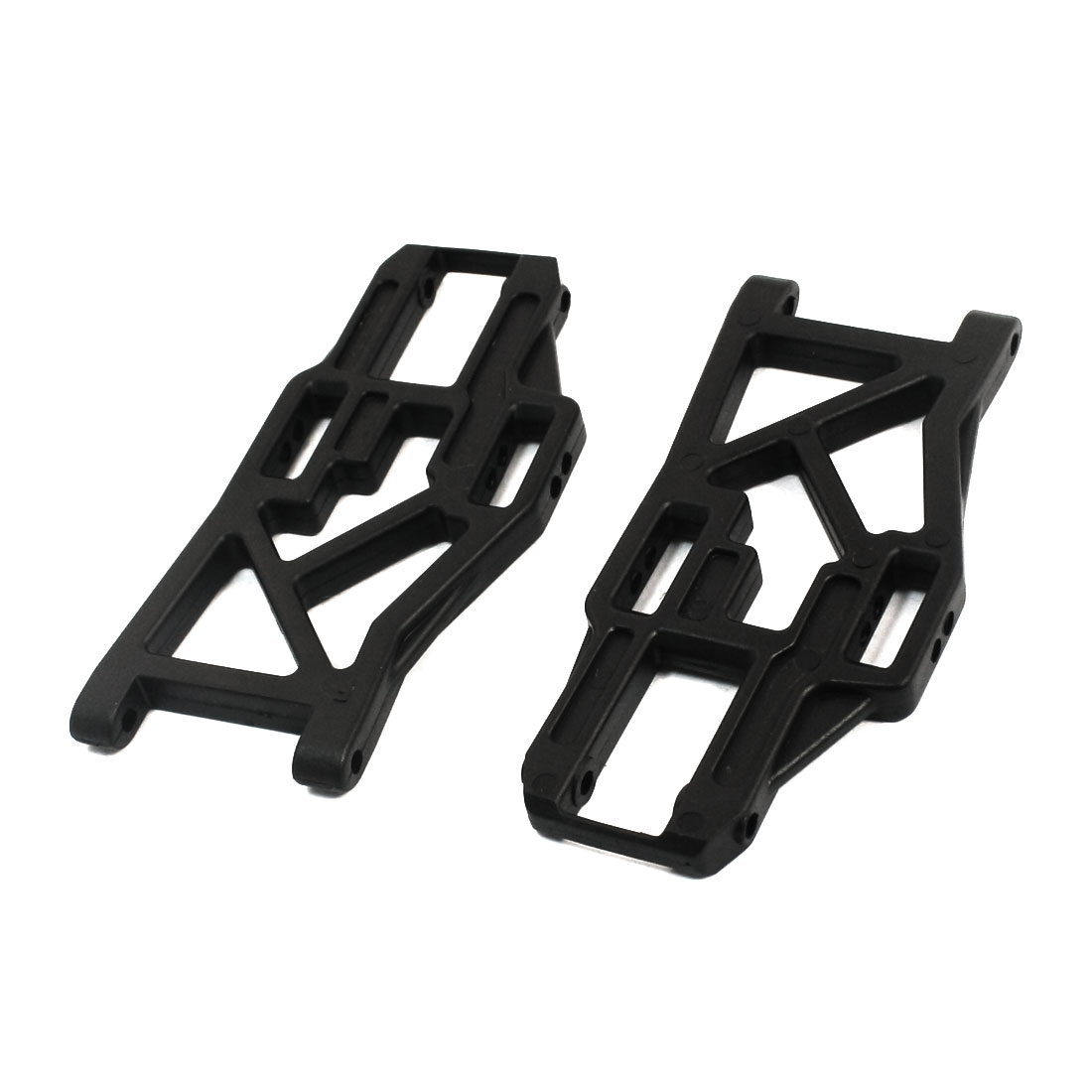 2pcs Plastic 08005 Front Lower Suspension Arm for 94108 RC 1/10 Model Car