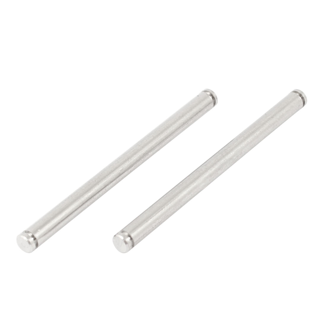 2PCS 08069 Steel Front Upper Suspension Arm Pin B 43mm for 1/10 94188 RC Car