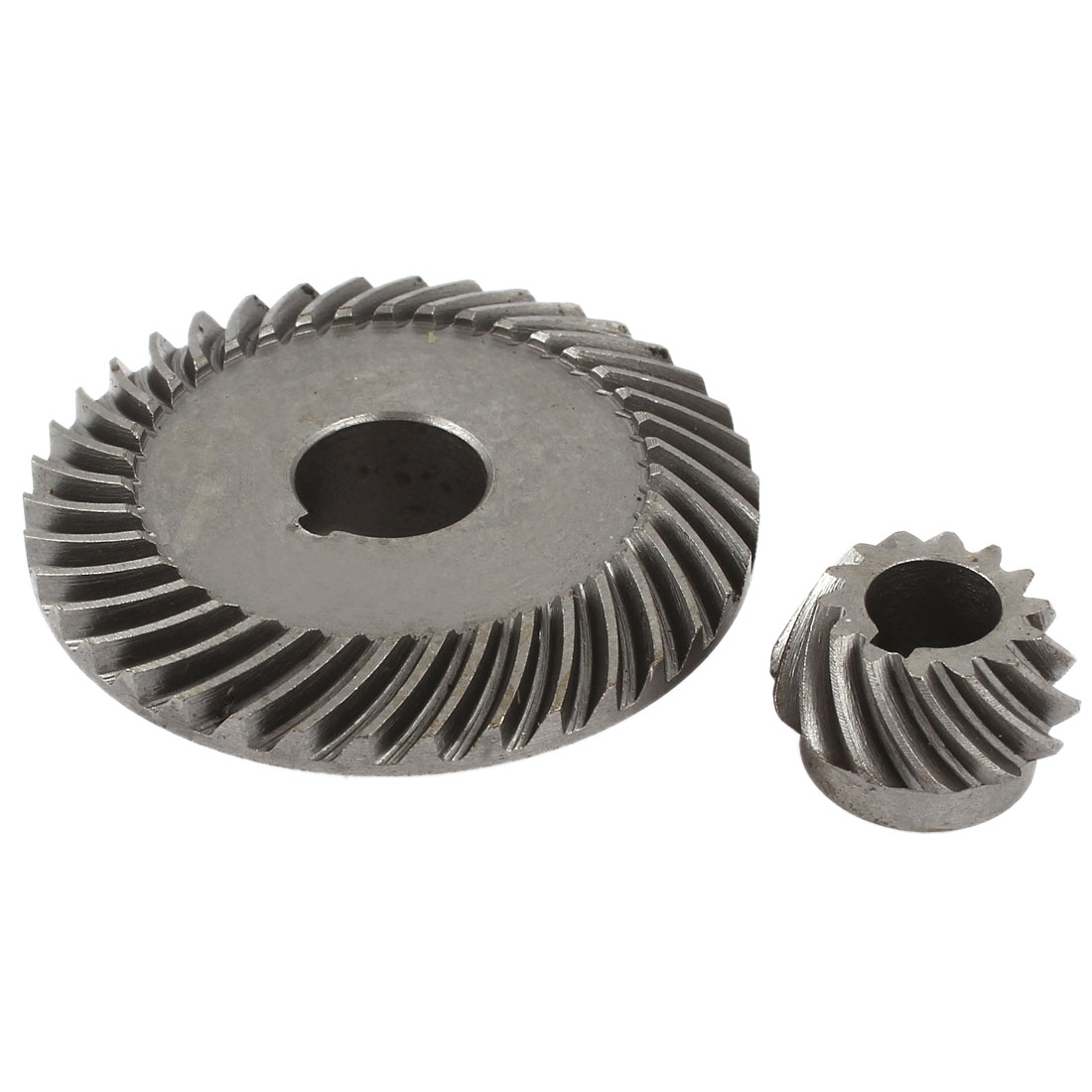 10mm 15mm Electric Power Tool Spiral Bevel Gear Set for Hitachi 180 Angle Grinder