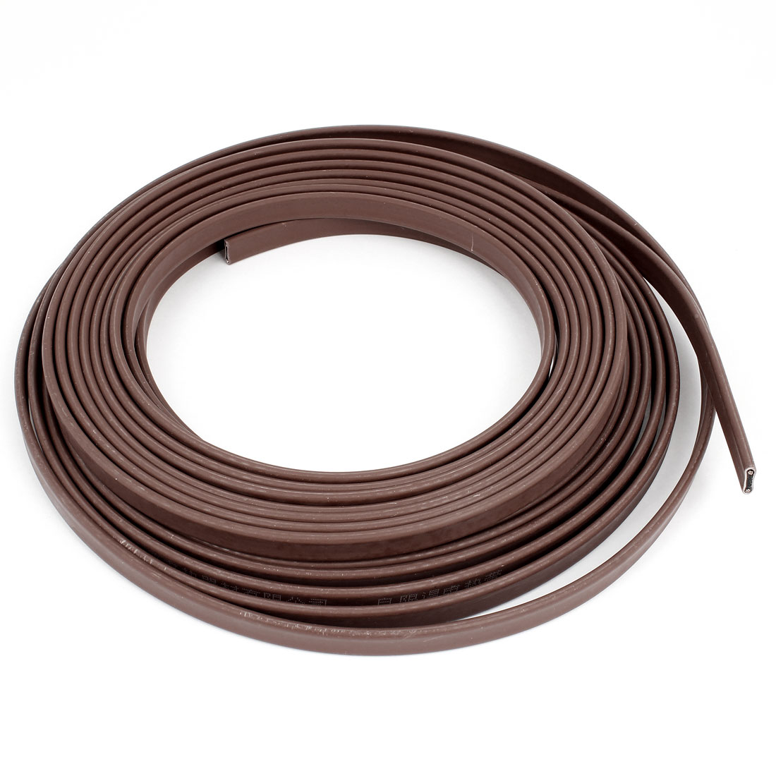 Brick Red Corrosion Prevention Waterproof Heating Cable 220V 10M x 11mm