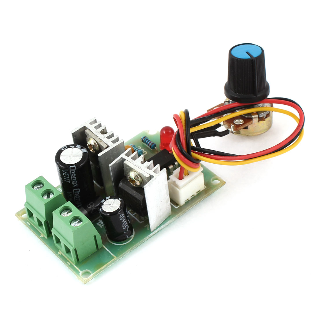 12V-24V-36V Modulation PWM DC Motor Speed Control Switch Governor