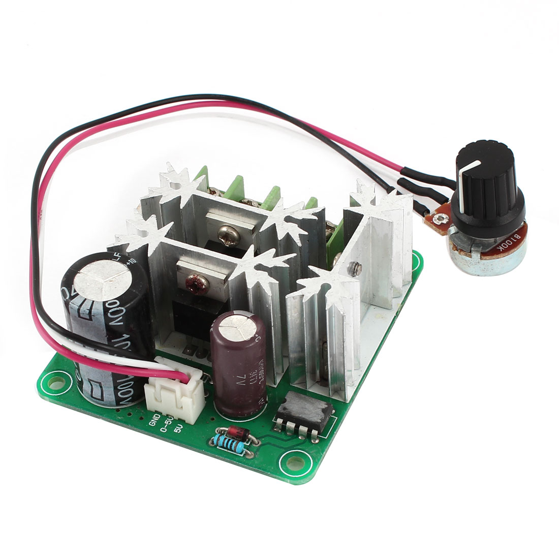 12V 24V 30V 10A 120W PWM High Torque DC Motor Speed Control Switch Controller CCM5