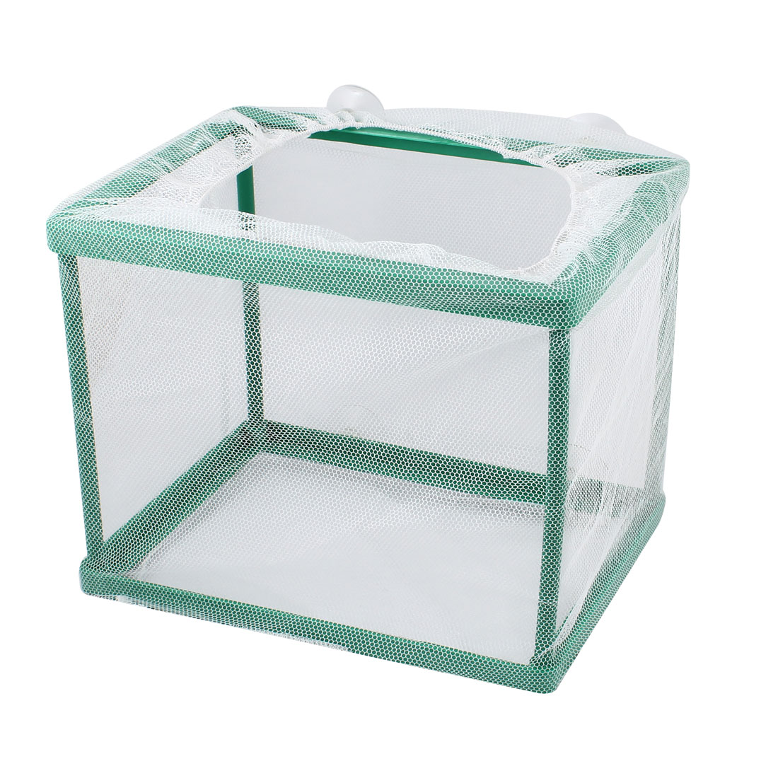 Aquarium Fish Tank Breeding Breeder Fry Newborn Fishes Net Box Hatchery