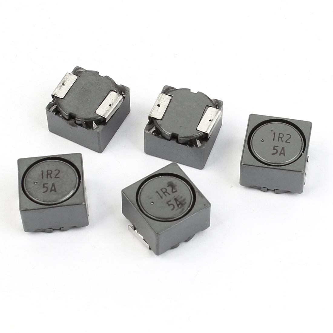 5 Pcs 1R2 1.2UH Inductance Surface Mount SMD SMT Power Inductors 10mmx10mmx6.8mm