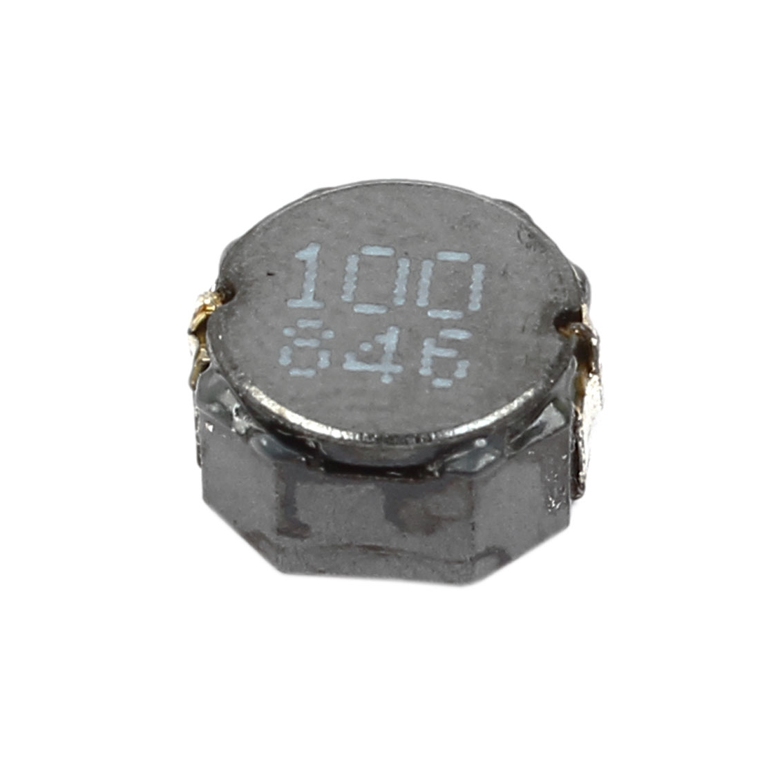 10uH Inductance 9mmx4.5mm Round Shaped Surface Mounting SMD Power Inductor