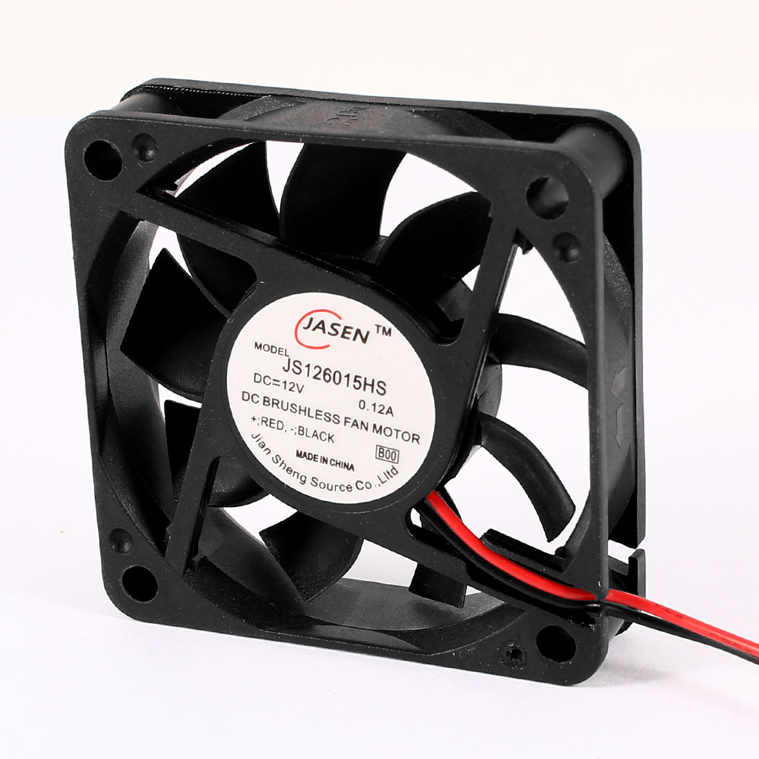 70mmx70mmx15mm DC 12V 0.12A Brushless Motor PC Case Cooling Fan Cooler