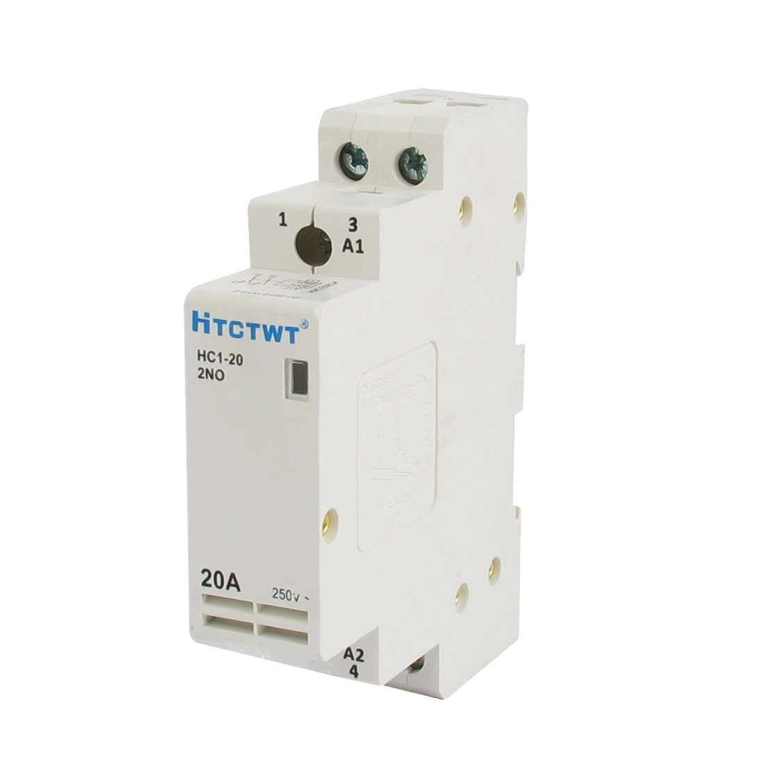 HC1-20 General Purpose Household 220/240V Coil 20A 2Pole AC Contactor