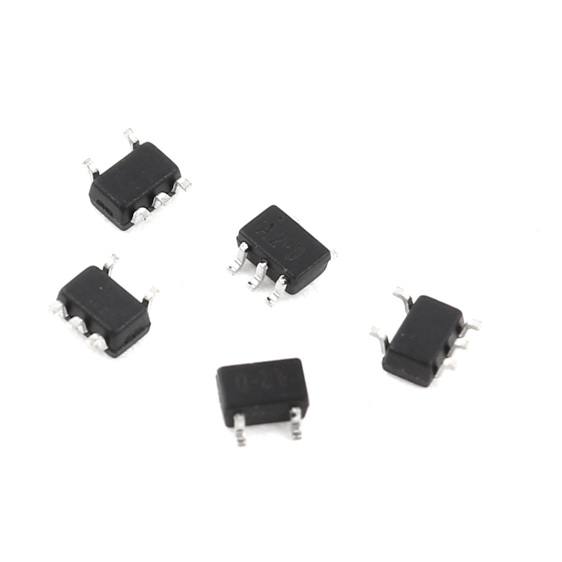 5 Pcs RT9193-18PU5 SOT-23 5Pin Ultra Fast CMOS Low Dropout Voltage Regulator