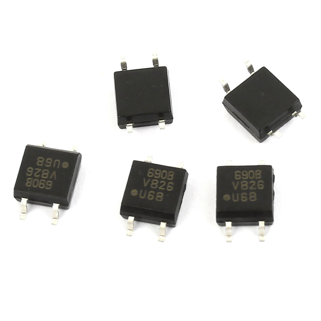 5 Pcs SFH690BT SOP-4 SMD Optocoupler Phototransistor Output IC Chip