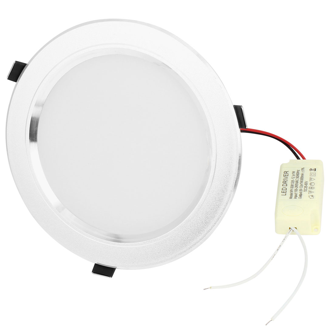 15W LED Recessed Ceiling Downlight Warm White Energy Saving Spot Bulb