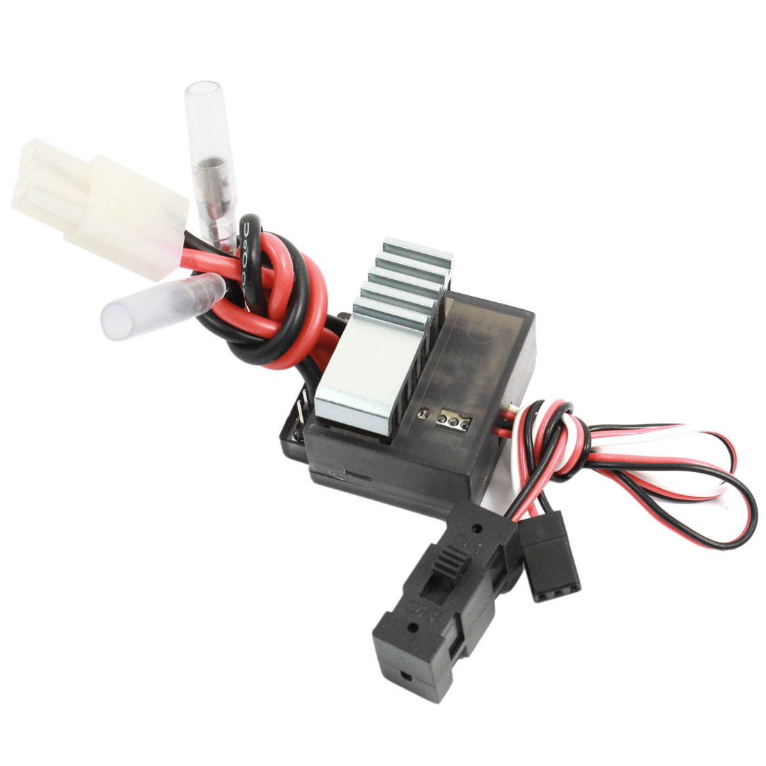 03018 03058 320A Brushed ESC Bidirectional Speed Control for 1/16 1/10 RC Car Truck Buggy