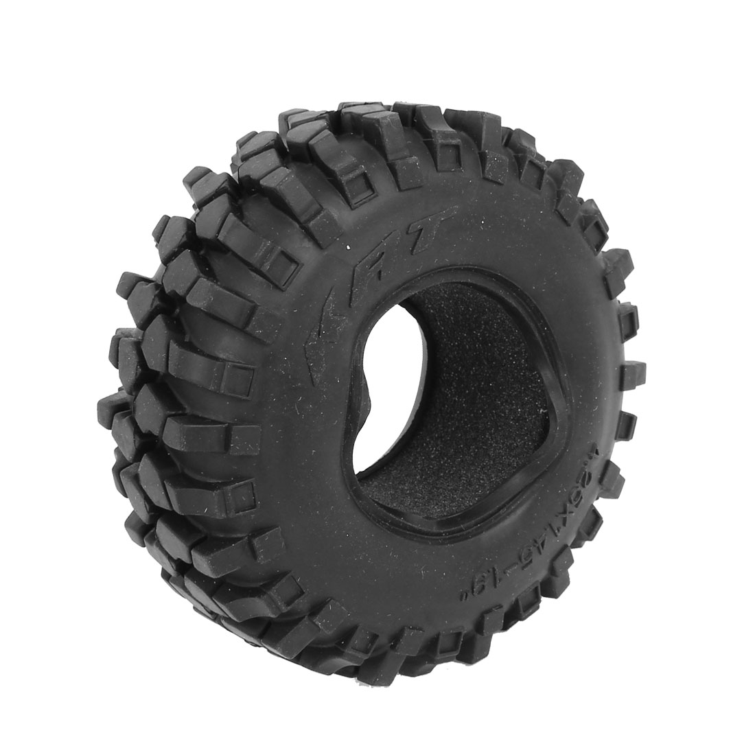 48mm Inner Dia RC Model Touring Car Crawler Tire Tyre for RC4WD F350 SCX10