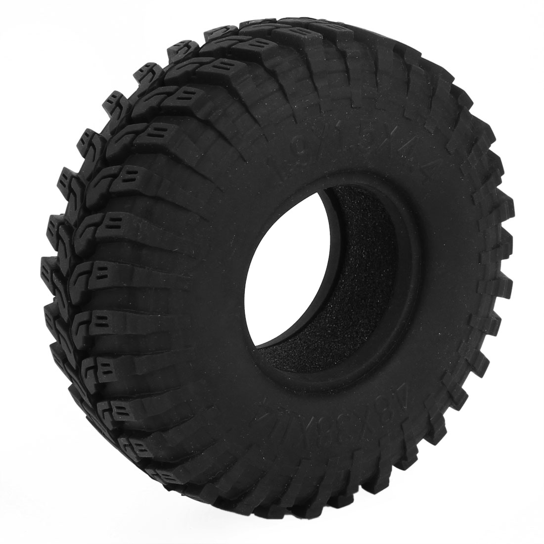 48mm Inner Dia RC Model Racing Touring Car Crawler Tire for RC4WD F350 SCX10