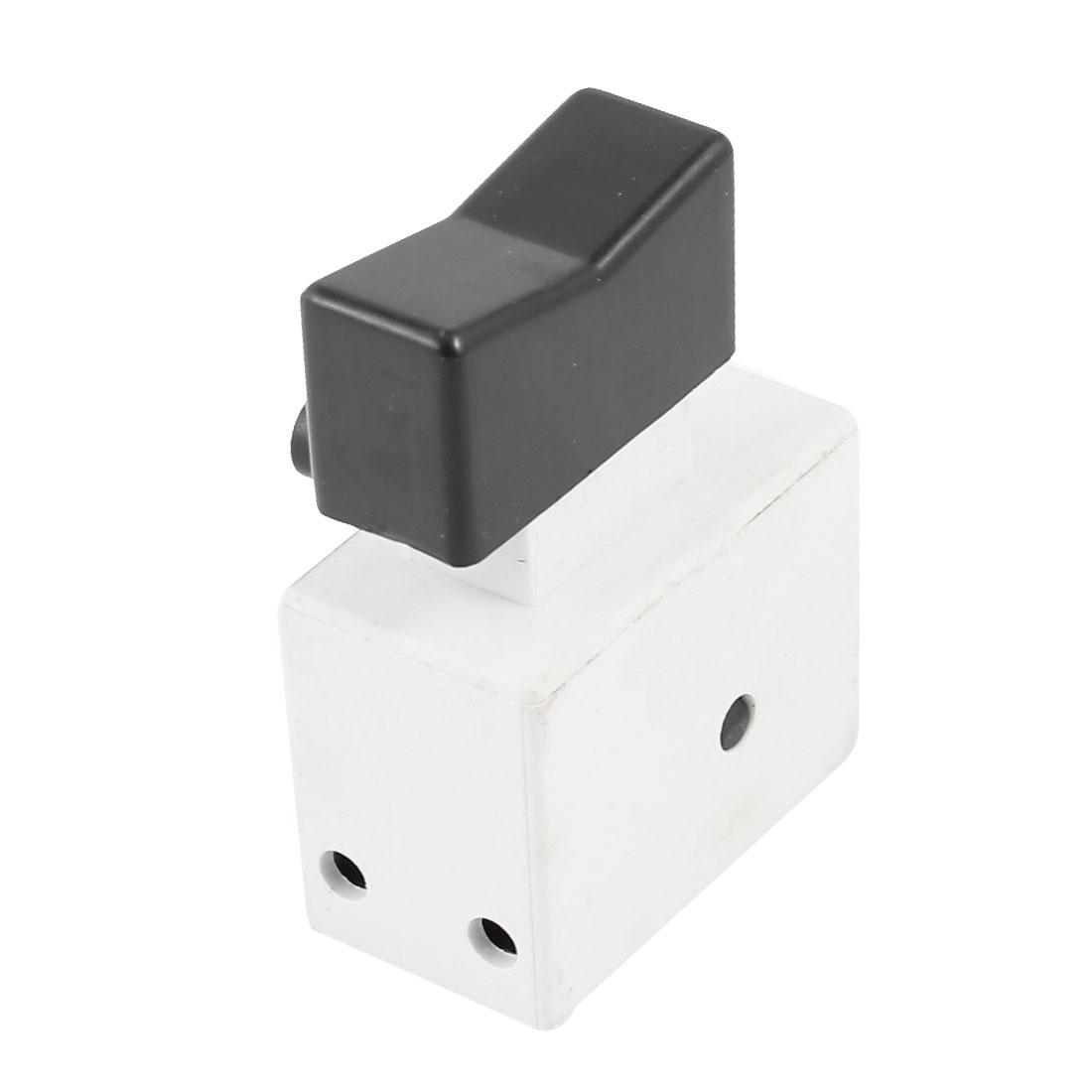 FA2-4/2B2 DPST Power Tool NO Trigger Button Switch AC 250V 1-5A 5E4