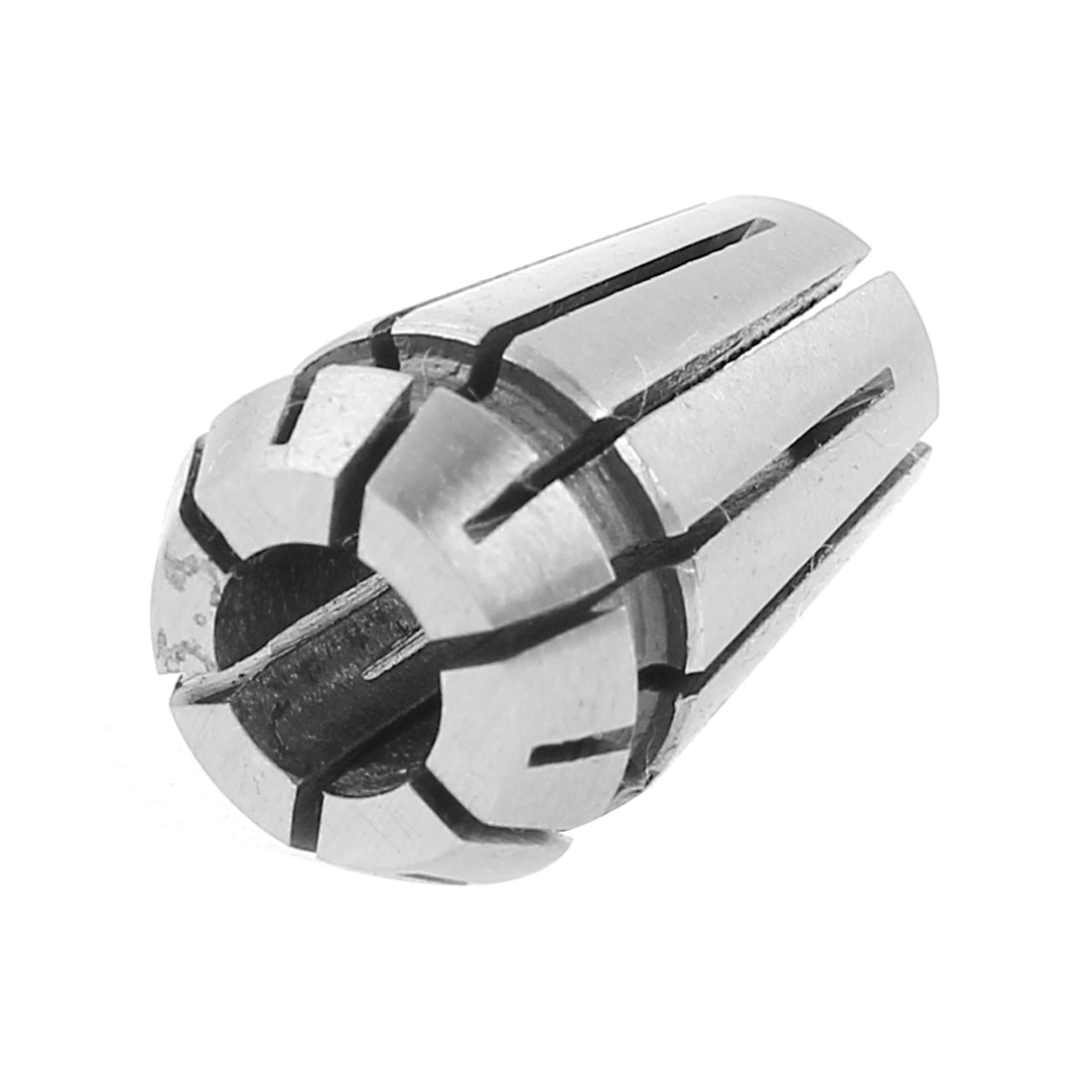 ER11 Hardened 12 Slots Spring Collet Chuck 5.5mm Clamping Dia