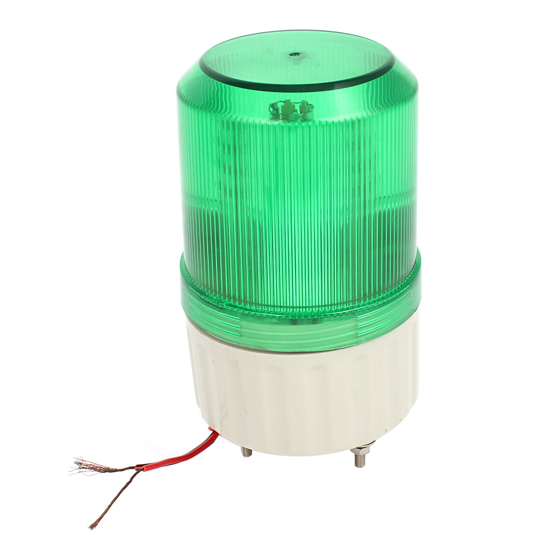Green LED Flash Industrial Signal Tower Stack Indicator Lamp DC 24V