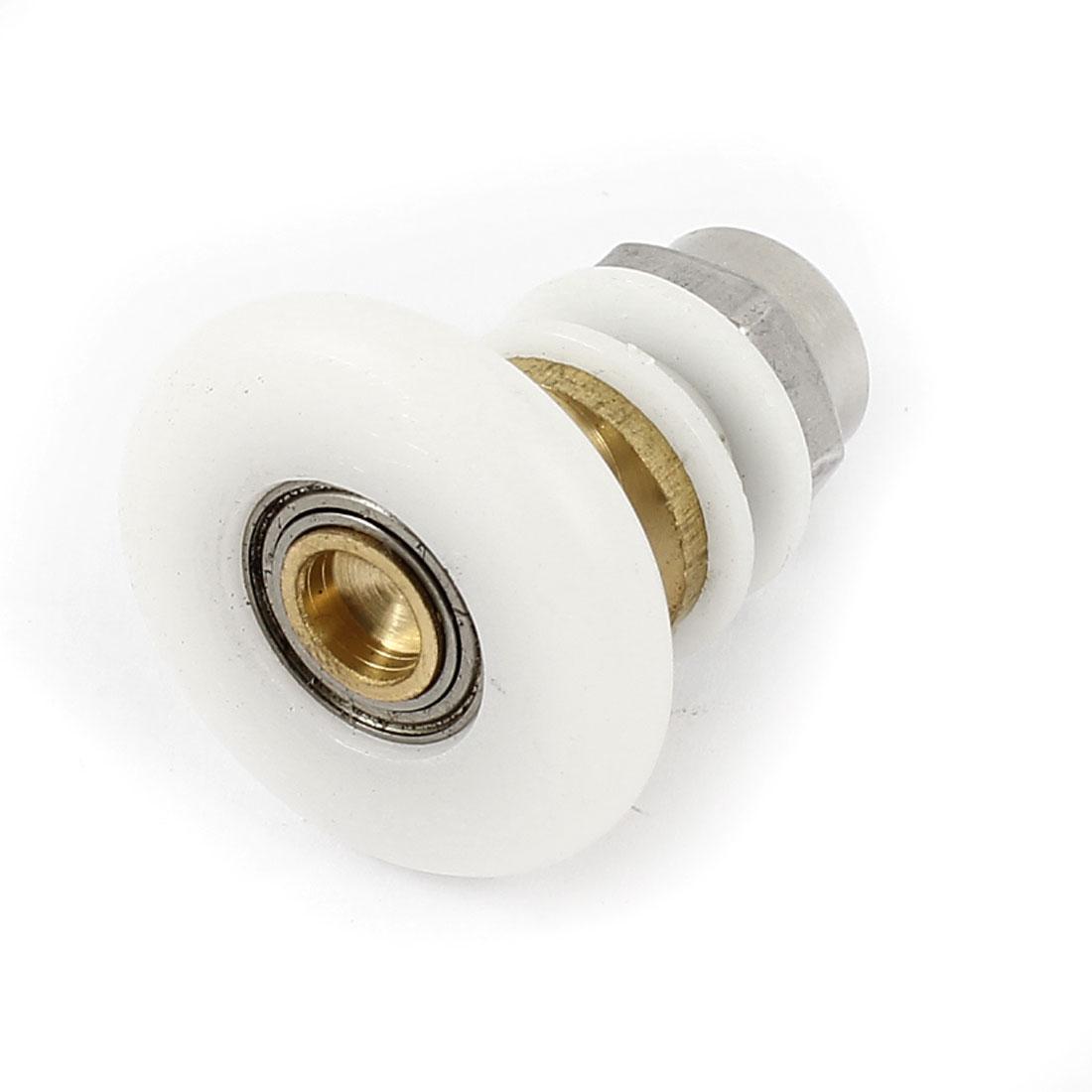 Shower Door Roller Rollers Replacement Eccentric Wheel 27mm Dia