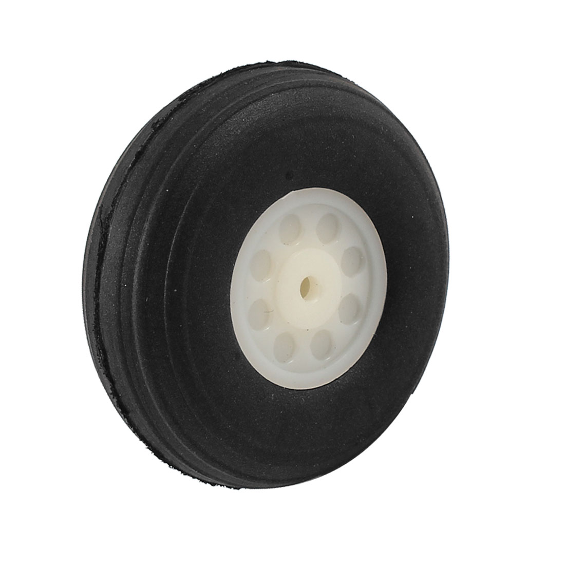 "1.5"" Dia RC Airplane DIY Assembly Spare Parts Rubber Tire Wheel"