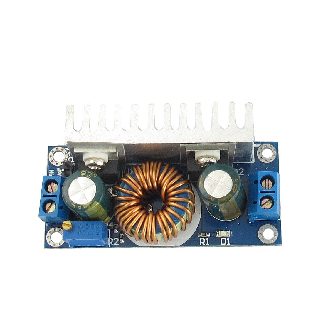 DC-DC 24V to 12V 8A Voltage Regulator Converter Heatsink Step Down Power Module PCB Board