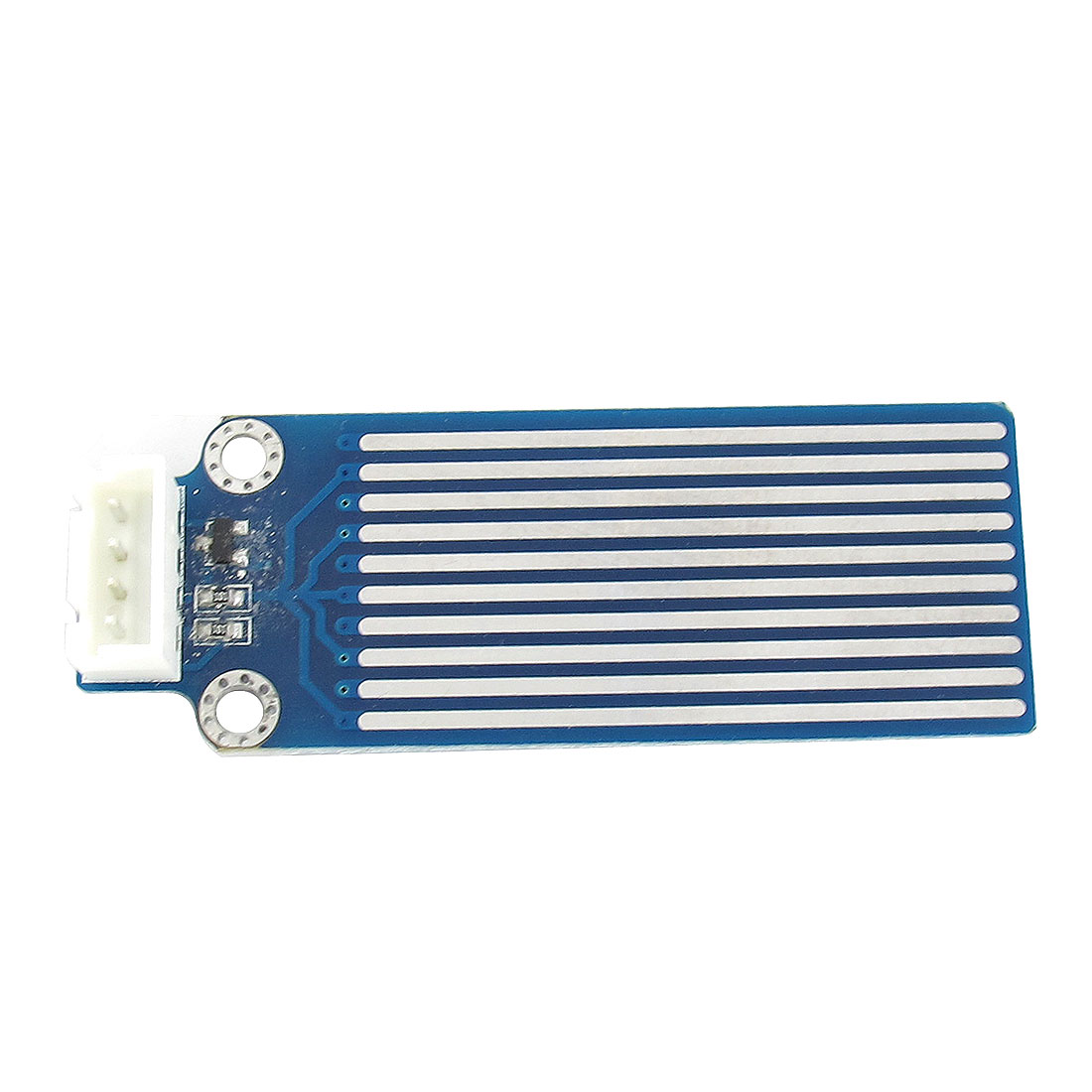 DC3.3V-5V 4-Pin JST-XH Male Plug Raindrop Water Level Detection Sensor Weather Sensitive Module PCB Board 60mm x 22mm