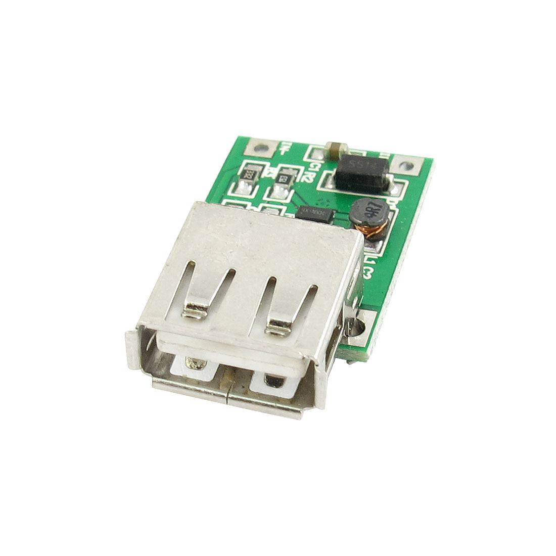 DC 0.9V-5V to DC 5V 600mA Step-Up Boost Module Power Supply Circuit w USB2.0 Port