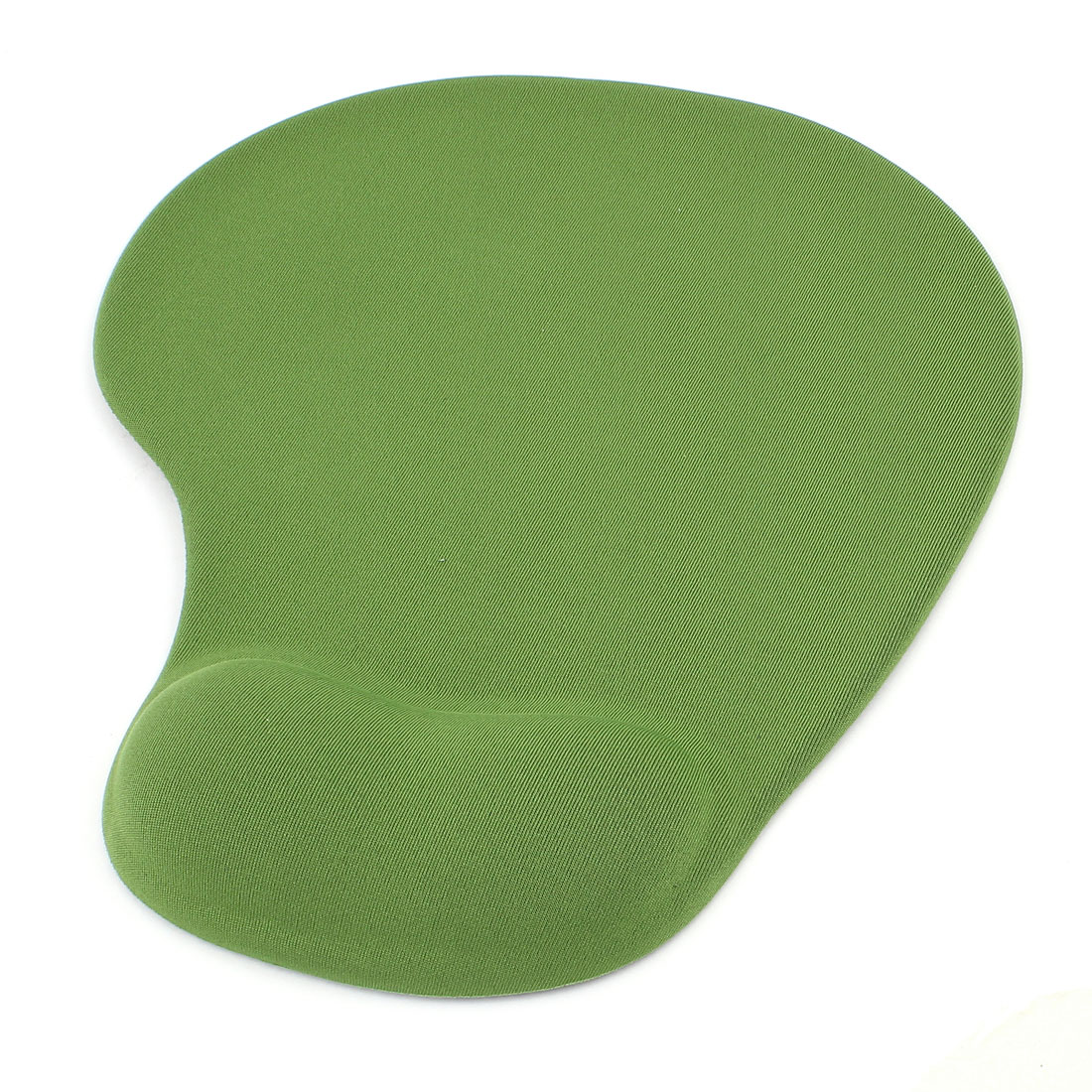 Gel Wrist Rest Support Soft Silicone Mouse Pad Mat Green for PC Notebook Laptop